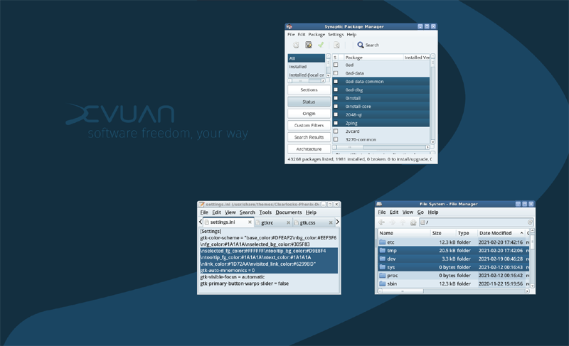 chimaera desktop